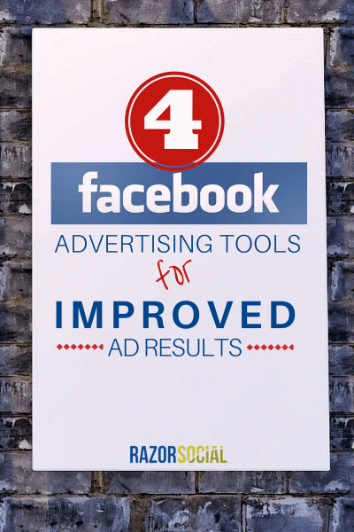 4 Facebook Advertising Tools (portrait)