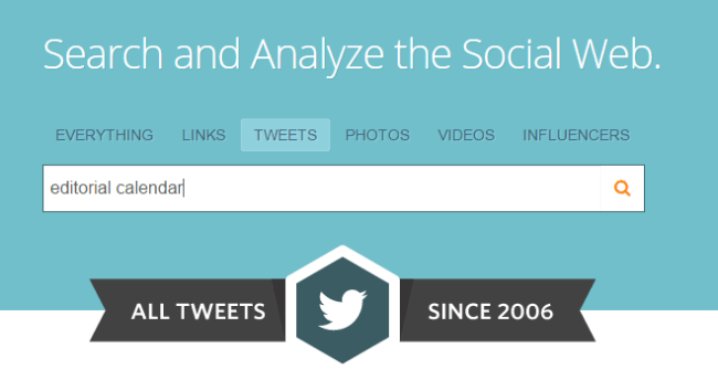 6 Twitter Search  Monitoring    Analytics