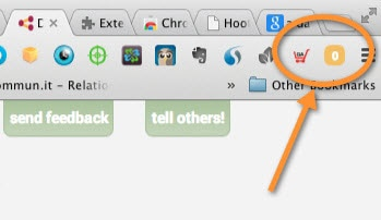 DoShare- Toolbar Icon