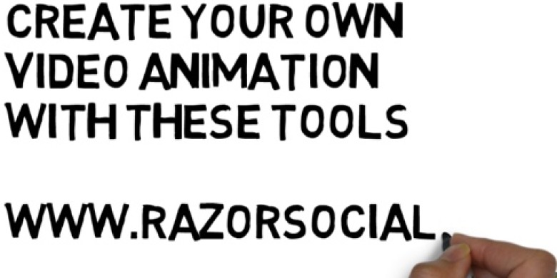 Animated Videos: 5 Tools to Create Animation Videos in a Flash