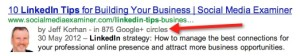 Author Rich Snippets
