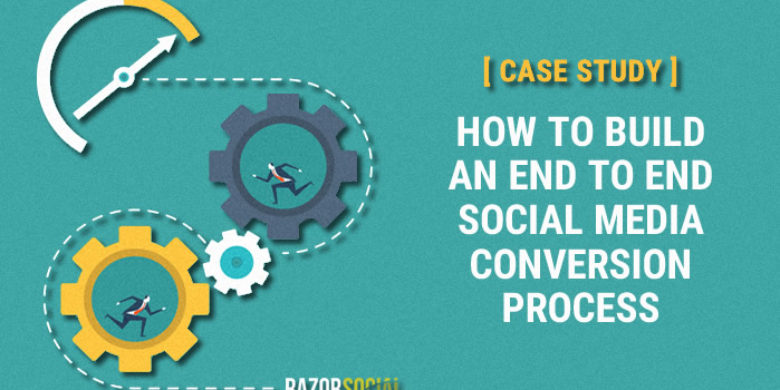 How to Build an End-to-End Social Media Conversion Process [case study]