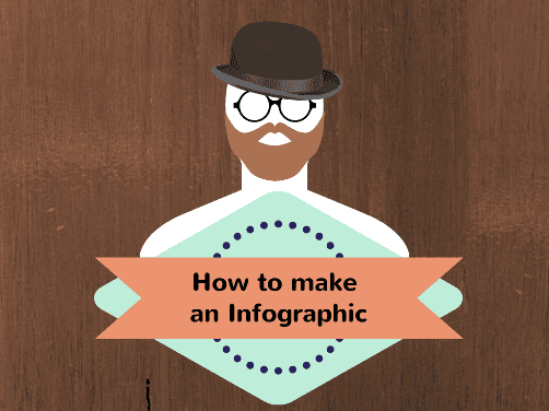 How to Make an Infographic using low cost tools updated