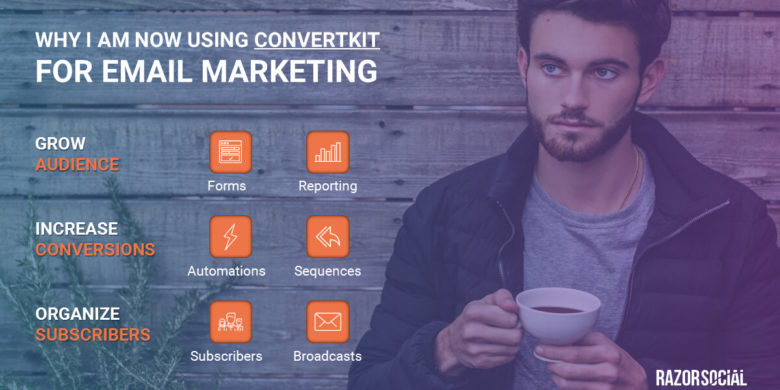 Why I'm using ConvertKit for Email Marketing