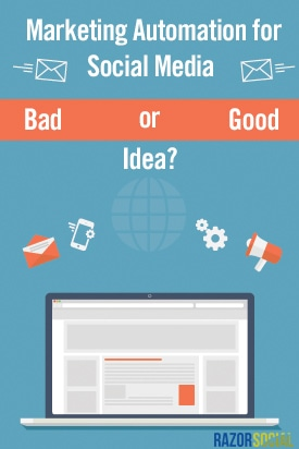 Marketing automation good or bad idea
