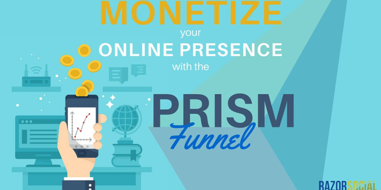 Monetize Your Online Presence with the PRISM Funnel