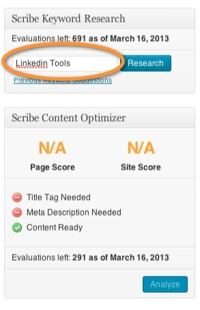 Best WordPress SEO Plugins - Scribe Keyword Research