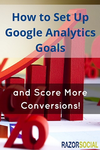 Set Up Google Analytics Goals