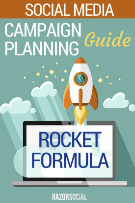 Social Media Campaign Planning Guide - The Rocket Formula