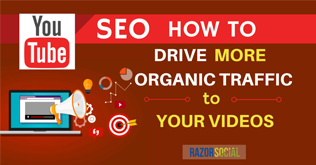 Youtube SEO - How to drive more organic traffic to your videos