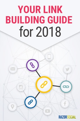 Your Link Building Guide for 2018