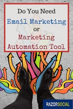 email marketing automation tool
