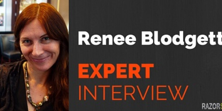 What Social Media Tools does Renee Blodgett use?