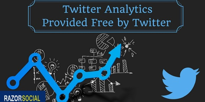 Twitter Analytics Provided Free by Twitter