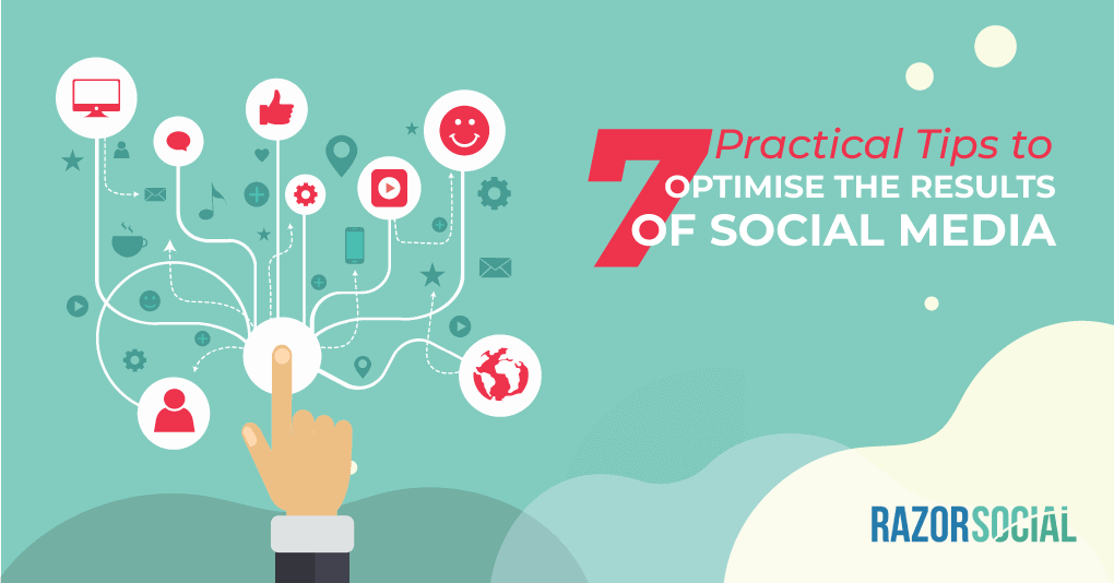 social media optimisation strategies