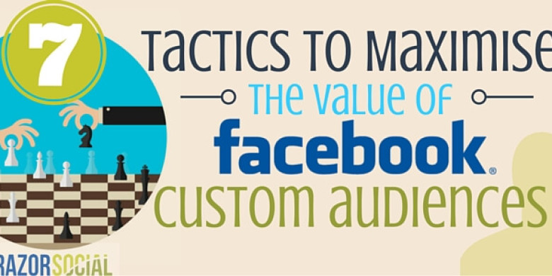 7 Tactics to Maximize the Value of Facebook Custom Audiences