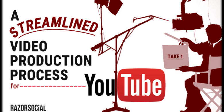 A Streamlined Video Production Process for YouTube