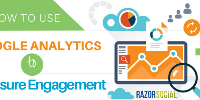 How to use Google Analytics to Measure Engagement on Your Blog