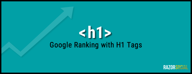 google ranking h1 tags