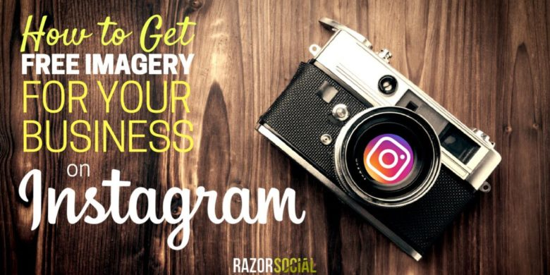 How to Get Free Imagery for Your Business on Instagram using Tack
