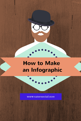 how to makean Infographic