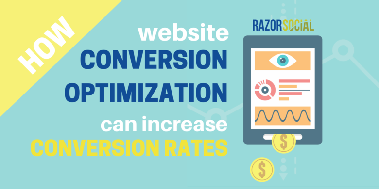 How website conversion optimization can dramatically increase conversion rates