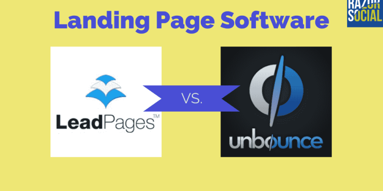 Landing Page Software Review – LeadPages vs Unbounce