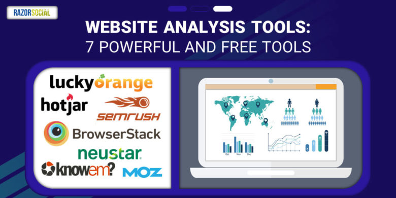 Website Analysis and Website Analysis Tools: 7 Powerful and Free Tools