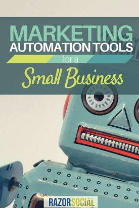 Marketing Automation Tool Options for a Small Business
