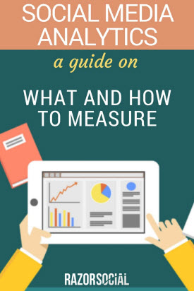Social Media Analytics A Guide On What And How To Measure - Social media analytics template