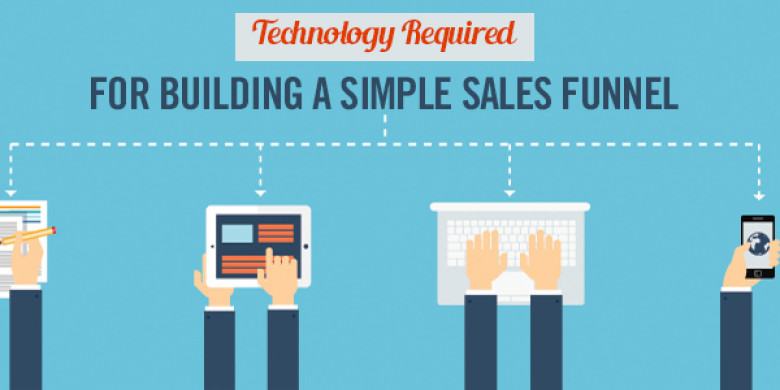 Technology Required for Building a Simple Sales Funnel