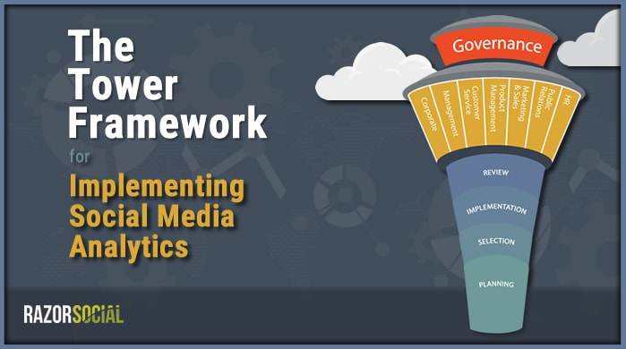 The Tower Framework for Implementing Social Media Analytics