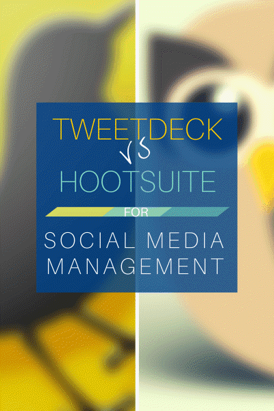 Tweetdeck Vs Hootsuite (portrait)
