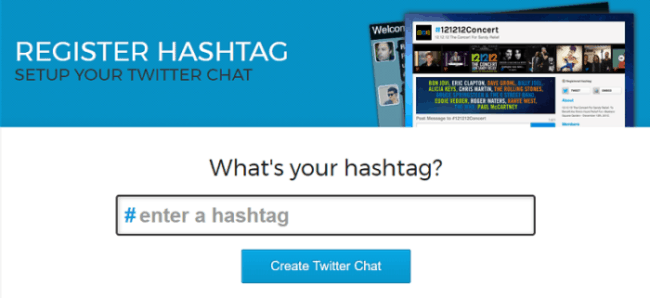 twitter chat tools