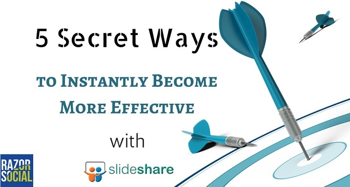 5 ways to become effective with slideshare presentations
