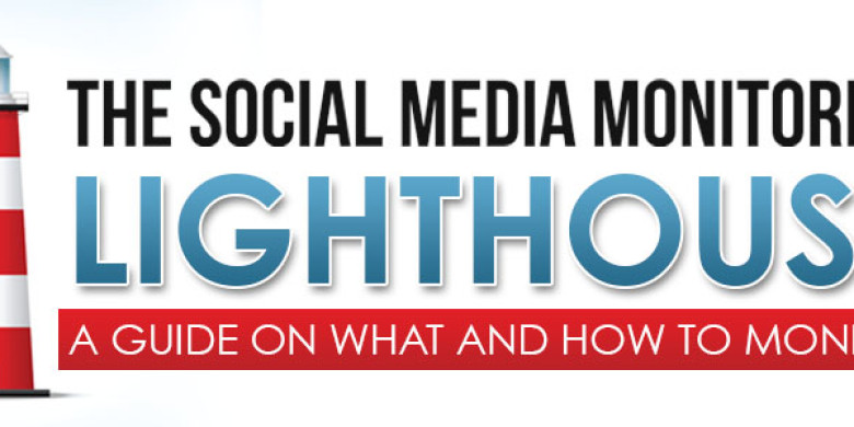 The Social Media Monitoring Lighthouse – A Guide on What and How to Monitor